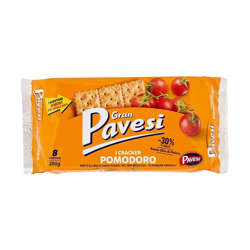 Gran Pavesi Cracker...