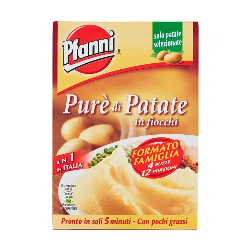 Pfanni Purè di patate in...