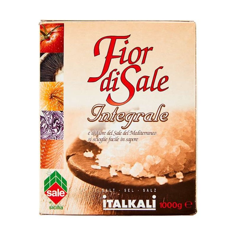 Fior di Sale Integrale 1000 g
