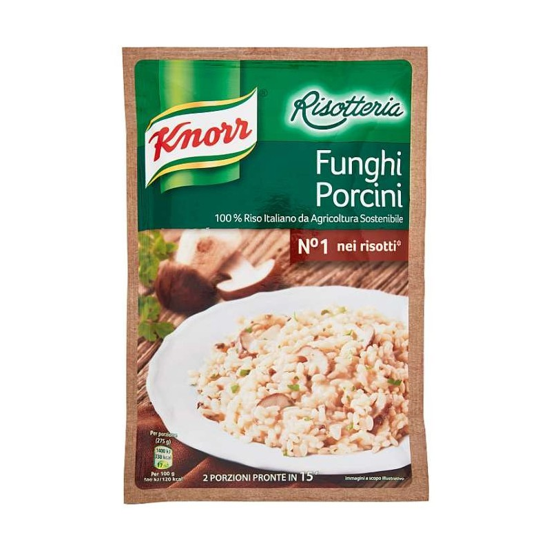 Knorr Risotteria Funghi...