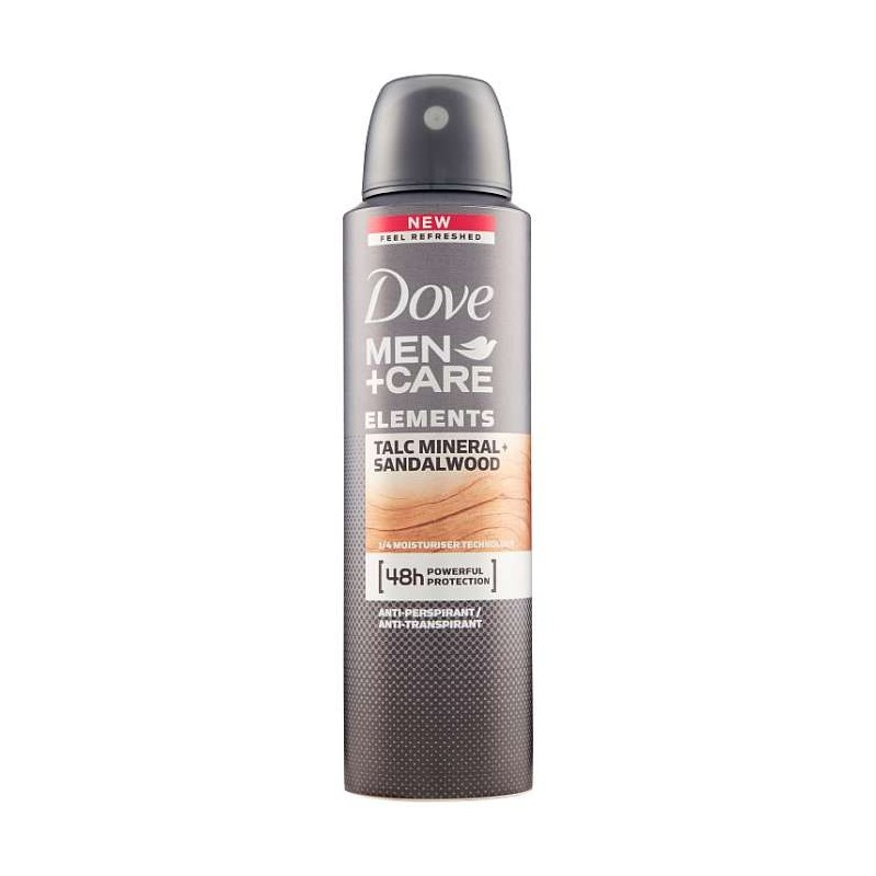Dove Men + Care talc...