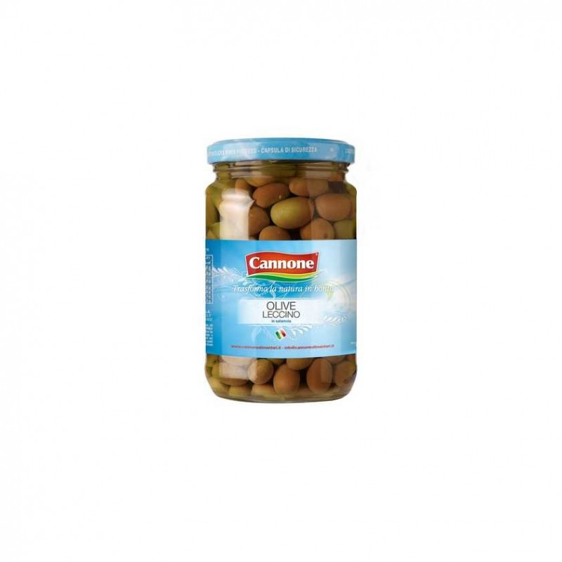 Cannone Olive Leccino 314ml