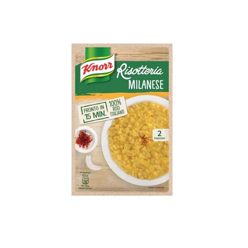 KNORR RISOTTO MILANESE...