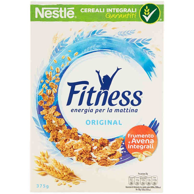 NESTLE' CEREALI FITNESS 375 GR