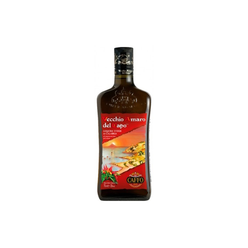 AMARO DEL CAPO RED HOT...